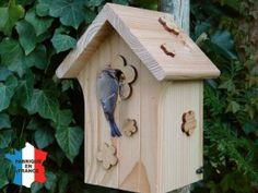 r sultats de recherche d 39 images pour cabane oiseaux bois hirondelle plan cabane d 39 oiseau. Black Bedroom Furniture Sets. Home Design Ideas