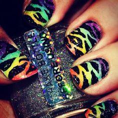 Summer Nail Art Favorites by Orlando Makeup Artist and LA Makeup Artist
