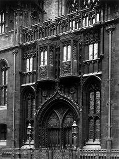 John Rylands Library, Deansgate, Manchester, Jul 1910