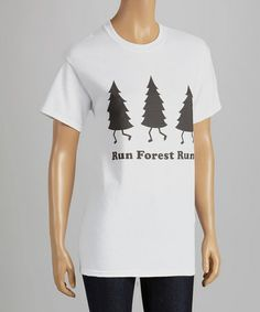 With a clever graphic that proclaims a love for running and a competitive spirit, this tee will have athletes jogging for joy. Its comfy construction makes it perfect for long-distance wearing. Workout Attire, Just For Fun, Jogging, That Look, Comfy, T Shirts For Women, Running, Long Distance, Tees