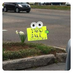 best garage sale signs bing images