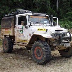 FJ45! Trail Machine Toyota Offroad!