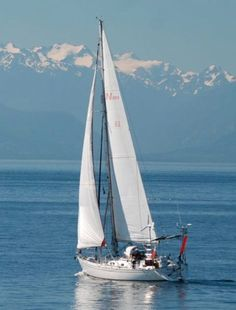 Solo-sailor Jeanne Socrates arrives in Victoria, Canada, to complete her record-setting circumnavigation.