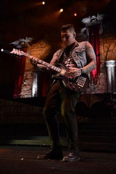 11/07/14 - Mayhem Festival, Phoenix (avenged sevenfold, a7x)