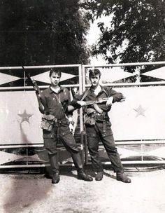 Армия у ворот