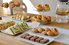 High tea Party #hightea #tips #sweets
