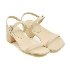 Design Women Summer New Chunky Heel Sandals. Chunky Sandals, Chunky Heels, Summer, Type, Shoes, Design, Women, Fashion, Thick Heels