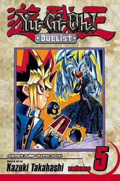 Yu-gi-oh!, Duelist 5: Blue-Eyes Ultimate Dragon (Yu-Gi-Oh! (Graphic Novels))