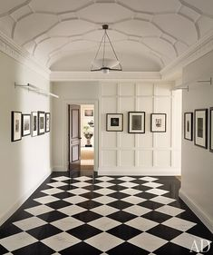 Showstopping floor AND ceiling.