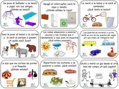 Learning Apps For Kids Learn Spanish For Adults Games For Kids Speech Language Therapy, Speech Therapy Activities, Class Activities, Educational Activities, Speech And Language, Foreign Language, Spanish Lessons, Teaching Spanish, Learn Spanish