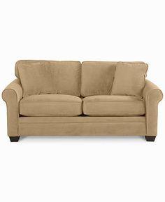Remo Fabric Full Sleeper Sofa Bed Living Room Furniture Macy S