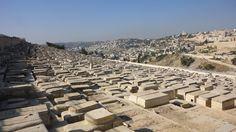 Mount Of Olives Jerusalem Cemetery