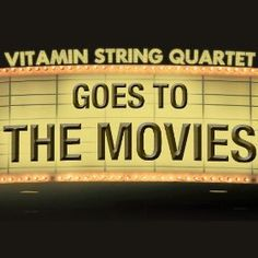 Vitamin String Quartet Goes to the Movies: Vitamin String Quartet: Amazon.co.uk: MP3 Downloads