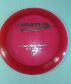 171 gram Innova Champion Groove Disc Golf Driver PDGA Sports Rancho Cucamonga US #Innova