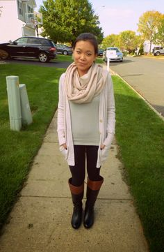 First Fall OOTD is on the blog! #fallfashion #ootd