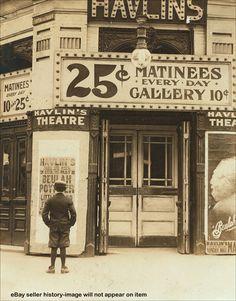 Havlins Movie Theater - St. Louis