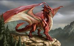red dragon picture hd by Regina MacDonald (2016-03-28)