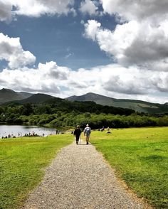 The green green grass of Keswick Green Grass, Countryside, Country Roads, Mountains, Nature, Instagram Posts, Travel, Life, Voyage