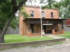 Have you ever visited the Fairfield Tx Jail Freestone County Museum ?
