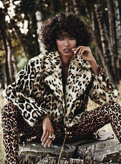 Anais Mali by Giampaolo Sgura for Vogue Paris November 2013
