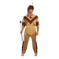 Køp Indianermann Plus-size Karnevalkostyme til bra pris online. vi har Nordens største utvalg med lynraske leveringer! Velkommen in og gjør ett...