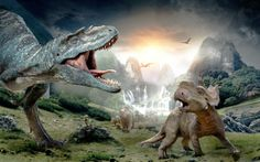 Walking With Dinosaurs: The Movie is heading to Blu-ray