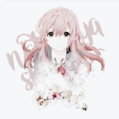 anime, manga, and koe no katachi image Me Anime, I Love Anime, Manga Anime, Anime Art, Anime Girls, Fanart, A Silent Voice Anime, The Garden Of Words, Anime Group