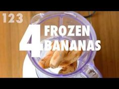 Easy Vegan Banana Peanut Smoothie - Takes just a few minutes and a handful of ingredients!