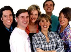 The BBC Changing Rooms team