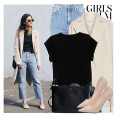 """2316. Blogger Style: The Fashion Medley"" by chocolatepumma ❤ liked on Polyvore featuring Oris, Topshop, KaufmanFranco, Isabel Marant and CÉLINE"