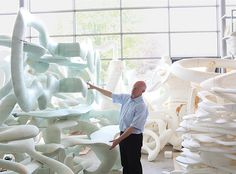 Tony Cragg  Wuppertal, Germany