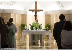 Homilía del Papa: Jesús enseña un sano realismo - Radio Vaticano