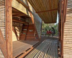 Soe Ker Tie Houses, Tak, Thailand. | Built for refugee orphans in the village of Noh Bo. | Tyin Tegnestue