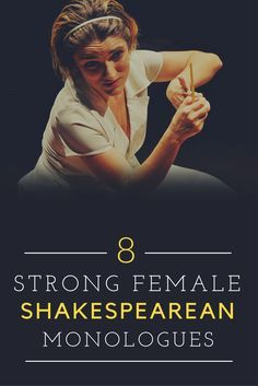Shakespeare wrote strong material for both the men AND the ladies. Check out these 8 strong female monologues! Compiled by Theatre Nerds! Female Monologues, Audition Monologues, Audition Songs, Drama Education, Drama Class, Theater, Theatre Nerds, Musical Theatre, Theatre Props