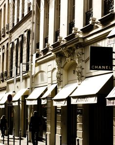 What It's Like to Tour Paris With Chanel