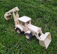 LadislavKurnota / Bager Wooden Toys, Car, Automobile, Wood Toys, Woodworking Toys, Vehicles, Cars