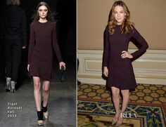 Michelle Monaghan In Yigal Azrouël – HBO Winter 2014 TCA Panel   #fashion #RedCarpet #Celebrity #CelebrityFashion