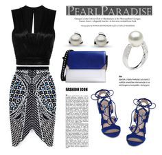 """""""Fashion Icon by Pearl Paradise"""" by pearlparadise ❤ liked on Polyvore featuring Peter Pilotto, Isabel Marant, Steve Madden and Barbara Bui"""