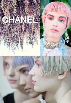 Chanel Cruise 2013 dip dye on jasmology.com