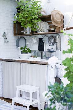 sweetest little kitchen