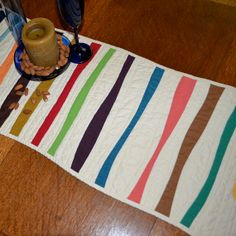 Superior Modern Table Runner Quilted Table Runner Table By TwiggyandOpal Design Inspirations