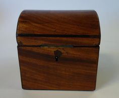 VINTAGE Georgian English Tea Caddy Boxes late late18th early 19th century... English by GARCIAHOUSE on Etsy