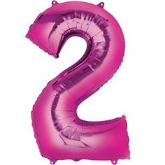 Use a Giant Bright Pink Number 2 Balloon to display an age, anniversary, or year! This foil Giant Bright Pink Number 2 Balloon is great for a custom balloon display at your event or party. Jumbo Balloons, Rainbow Balloons, Foil Balloons, Halloween Costume Shop, Halloween Costumes For Kids, Airwalker Balloons, Winter Party Themes, Photo Booth Background, One Balloon