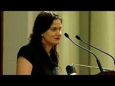 Part 2 of 2 Gianna Jessen, abortion survivor speaks at Queen's Hall, Parliament House, Victoria. Australia - on the eve of the debate to decriminalize abortion in Victoria.