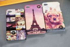 phone cases..um yes...the middle one!