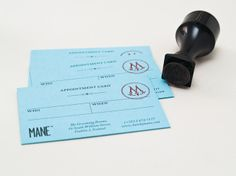 9: Mane by Creative Inc.   The Hottest Trend In Small-Biz Branding: Old-Timey Logos   Co.Design: business + innovation + design