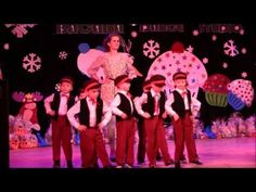Polka-Gala tańca przedszkolaka 2015-Przedszkole Św. Anny w Łodzi - YouTube