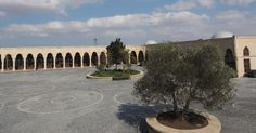 """The Forecourt of the Fire Temple """"Ateschgah"""" in Azerbaijan. Another Proof of the Iranian Origin of Azerbaijan."""