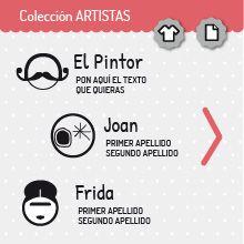 Colección ARTISTAS | miomiomio