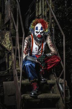 Fotografia Evil Clown 3 de Jon Dea na 500px
